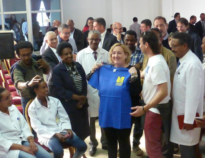 I medici del Meyer volano in Eritrea