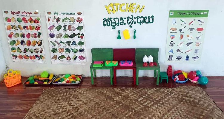 Adopt a kindergarten 2
