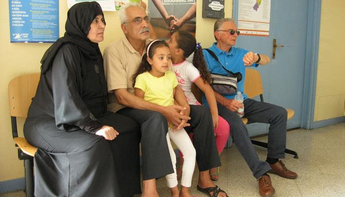 Embracing refugees