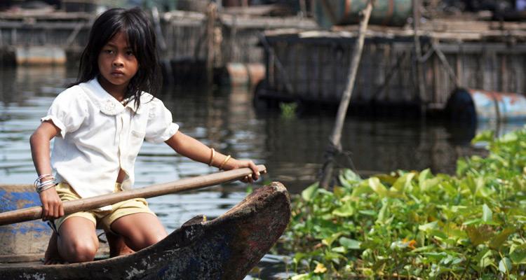 Adopt a child in Cambodia