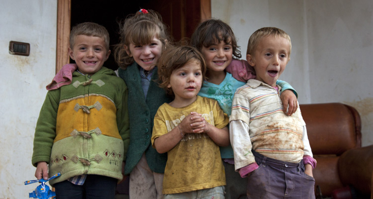 Adopt a child in Albania