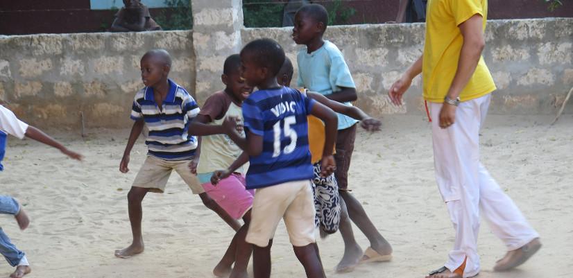 Salute e Sport a Mwangaza