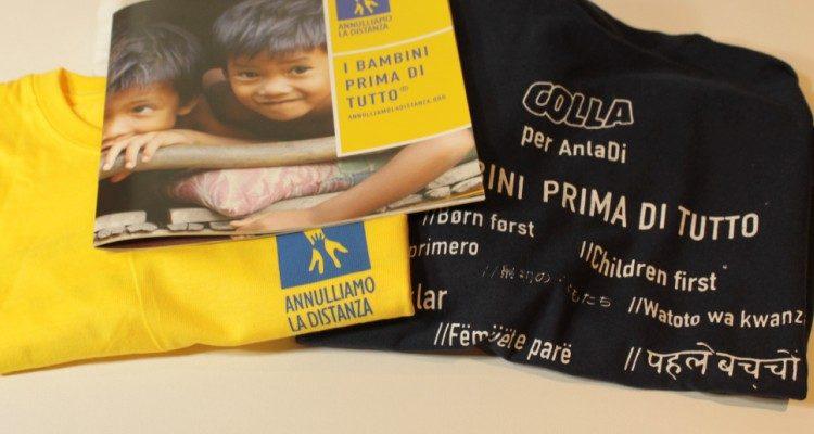 COLLA T-shirt di AnlaDi stai benissimo!